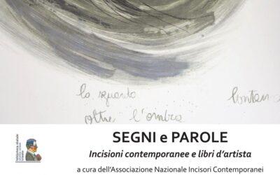 """Segni e parole"": i libri d'artista di Elisabetta Diamanti a Trieste"