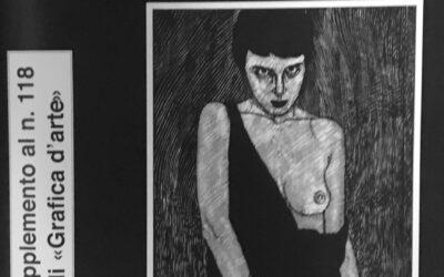 """Eleonora Del Riccio racconta Elisabetta Diamanti: """"L'occhio nel segno"""" 2019"""