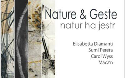 Le opere di Elisabetta Diamanti in mostra in Bretagna