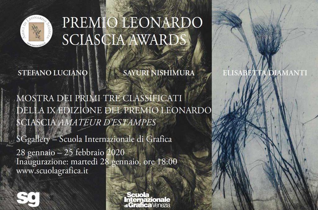 I vincitori del Premio Sciascia in mostra a Venezia